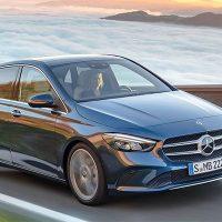 Описание автомобиля Mercedes-Benz B-Class 2019 — 2020