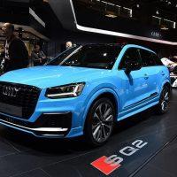 Описание автомобиля Audi SQ2 2019