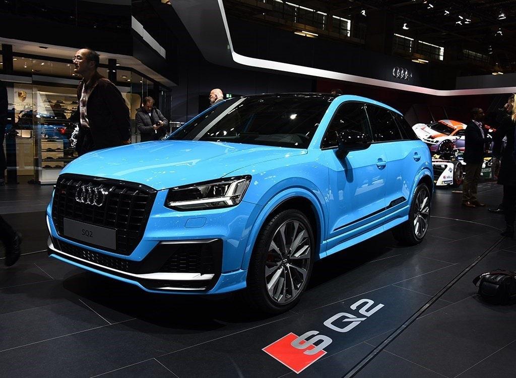 21870 Описание автомобиля Audi SQ2 2019