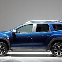 Описание автомобиля Dacia Duster 2019
