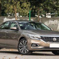 21918 Описание автомобиля Volkswagen Passat 2019 - 2020