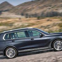 Описание автомобиля BMW X7 2019