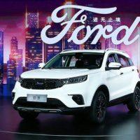 21932 Описание автомобиля Ford Territory 2019 - 2020
