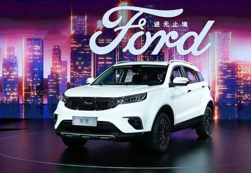 Описание автомобиля Ford Territory 2019 – 2020