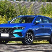 Описание автомобиля FAW Besturne T77 2018 - 2019