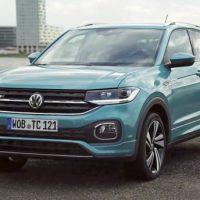 Описание автомобиля Volkswagen T-Cross 2019 - 2020