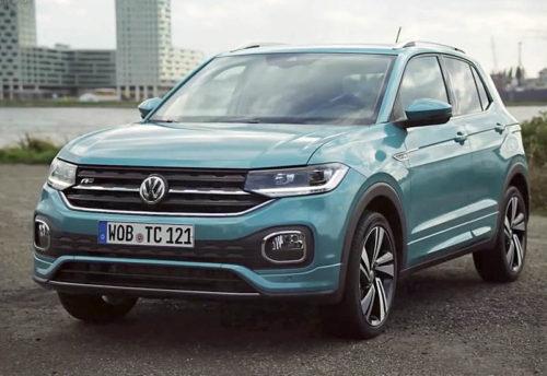 22003 Описание автомобиля Volkswagen T-Cross 2019 - 2020
