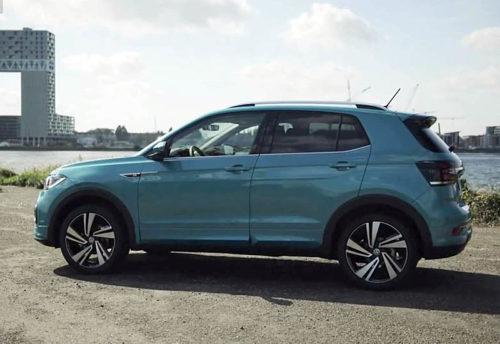 Описание автомобиля Volkswagen T-Cross 2019 – 2020