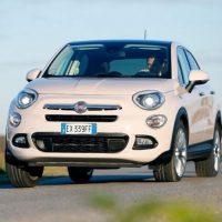 21947 Итальянский стиль пришел в сегмент SUV. Fiat 500X City Look