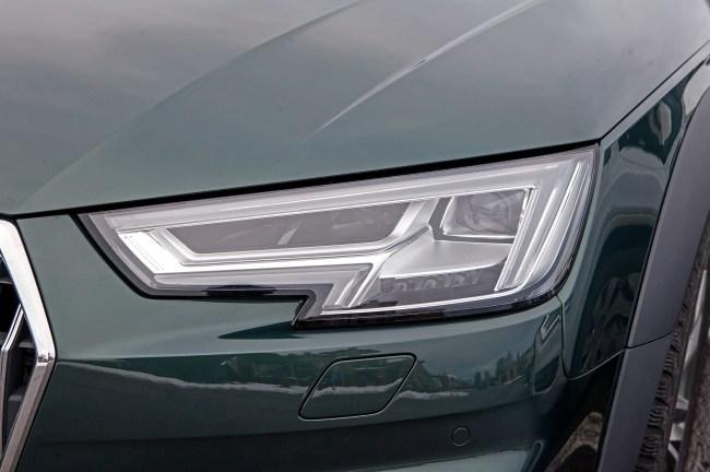 21842 Находим спорт вместо проходимости в универсале Audi A4 allroad. Audi A4 allroad quattro