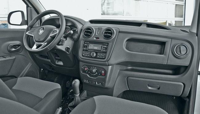 21956 Пропорционально рациональный. Renault Dokker Van