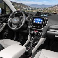 21901 Тоскуем по турбонаддува за рулем кроссовера Subaru Forester. Subaru Forester