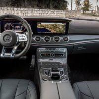 21832 Высматриваем особинку в седане Mercedes-Benz CLS. Mercedes CLS-Class (C257)