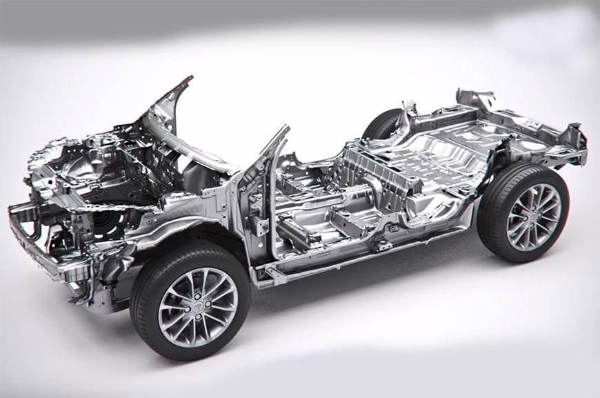 Описание автомобиля Tata Harrier 2019 – 2020