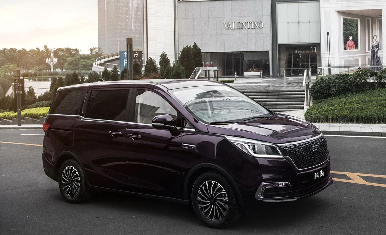 22066 Описание автомобиля Changan COS Cosmos 2019 - 2020
