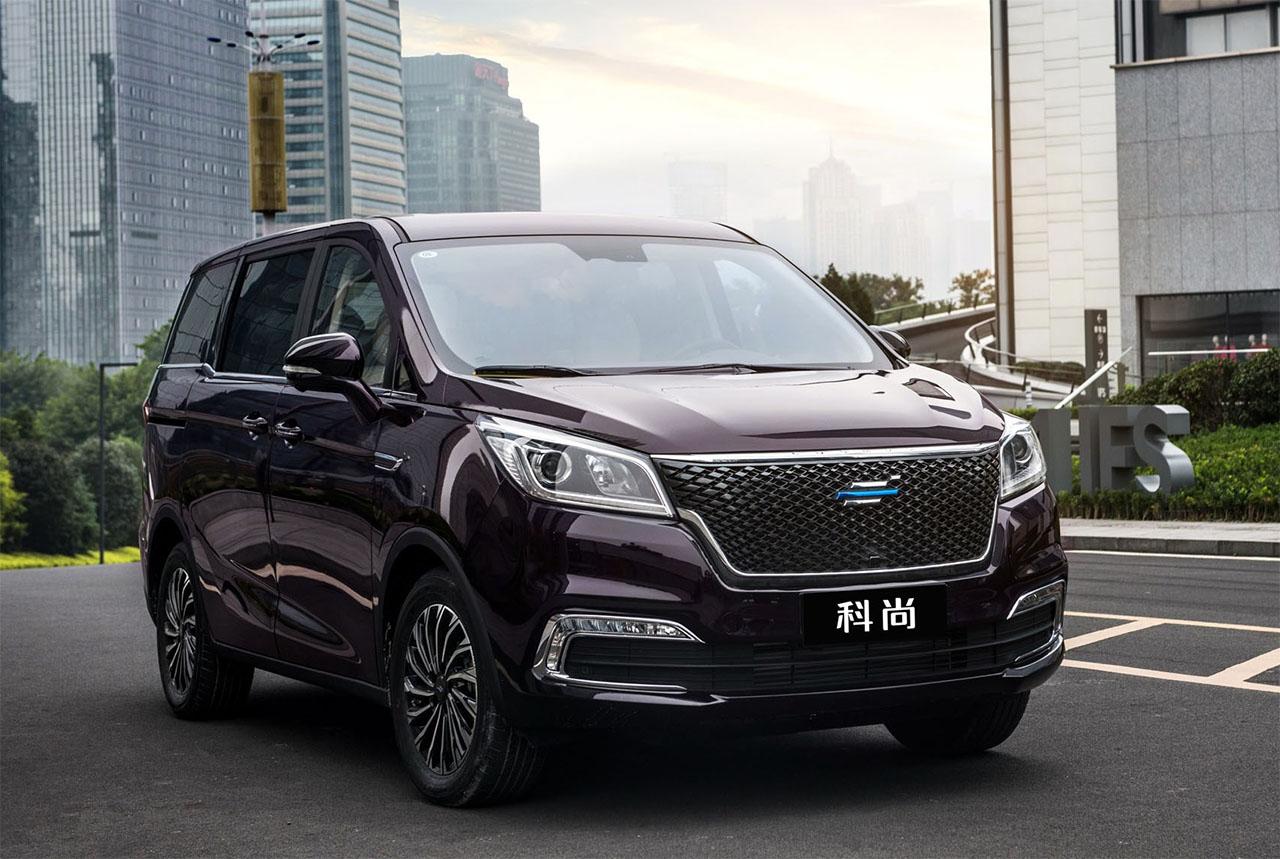 Описание автомобиля Changan COS Cosmos 2019 – 2020