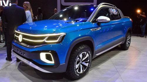 Описание автомобиля Volkswagen Tarok 2018