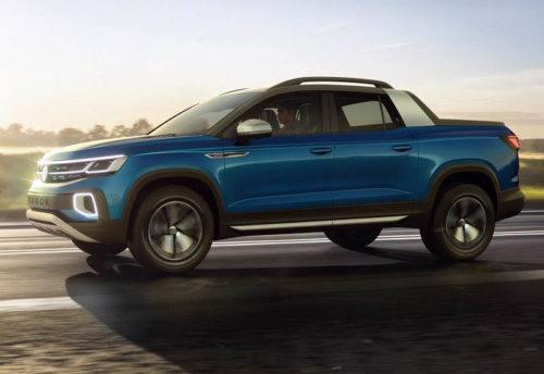 22112 Описание автомобиля Volkswagen Tarok 2018