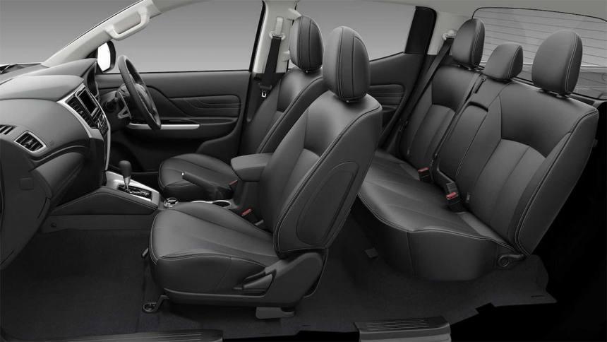 Описание автомобиля Mitsubishi L200 2019 – 2020
