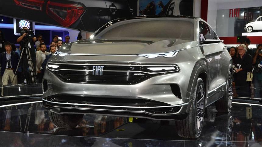 Описание автомобиля Fiat Fastback Concept 2018 – 2019