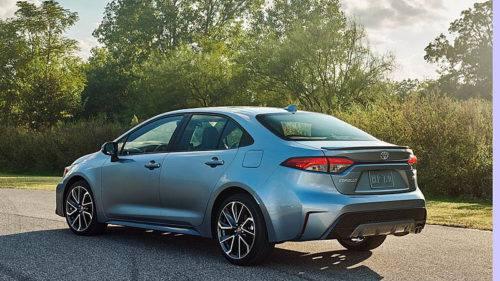 Описание автомобиля Toyota Corolla 2019 – 2020