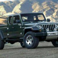 22183 Описание автомобиля Jeep Gladiator 2019