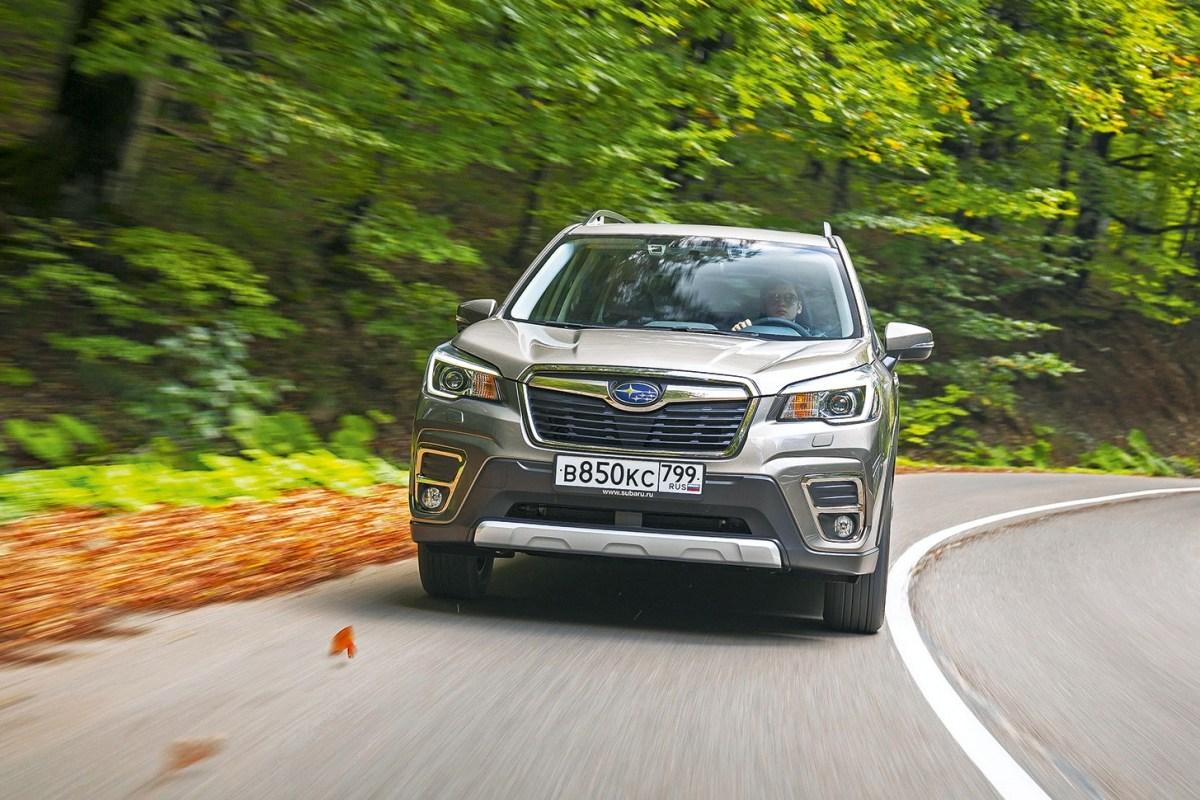 Аргументы и факты. Subaru Forester