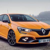 22092 Французам отдана. Renault Megane R. S.