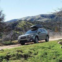 22199 20 лет спустя: тест-драйв обновленного Subaru Outback. Subaru Outback