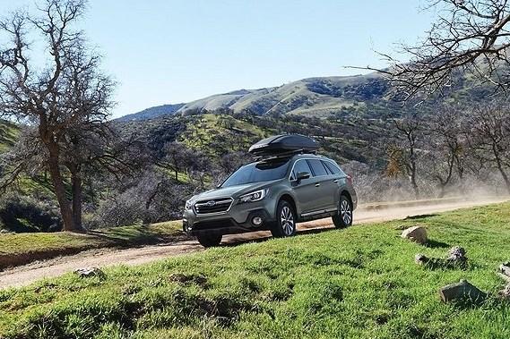 20 лет спустя: тест-драйв обновленного Subaru Outback. Subaru Outback