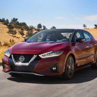 22209 Описание автомобиля Nissan Maxima 2019 - 2020