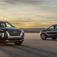 Описание автомобиля Hyundai Palisade 2019 - 2020
