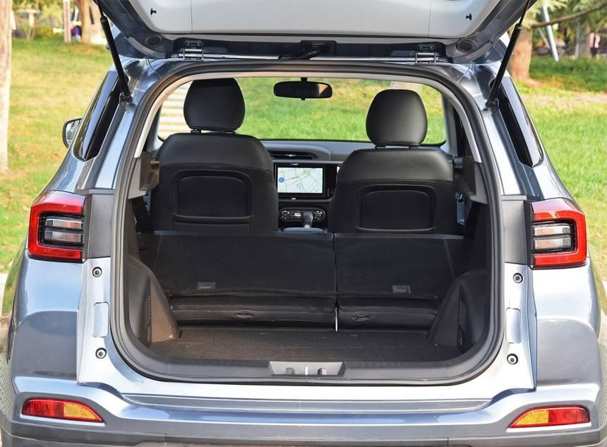 Описание автомобиля Chery Tiggo 4 2019 – 2020