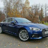 22191 Audi A5 Sportback: Octavia для богатых. Audi A5 Sportback