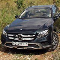 22308 Бургер для гурманов. Mercedes E-Class All-Terrain (S213)