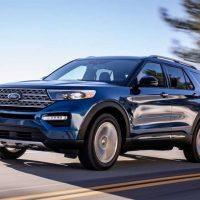 Описание автомобиля Ford Explorer 2019 - 2020