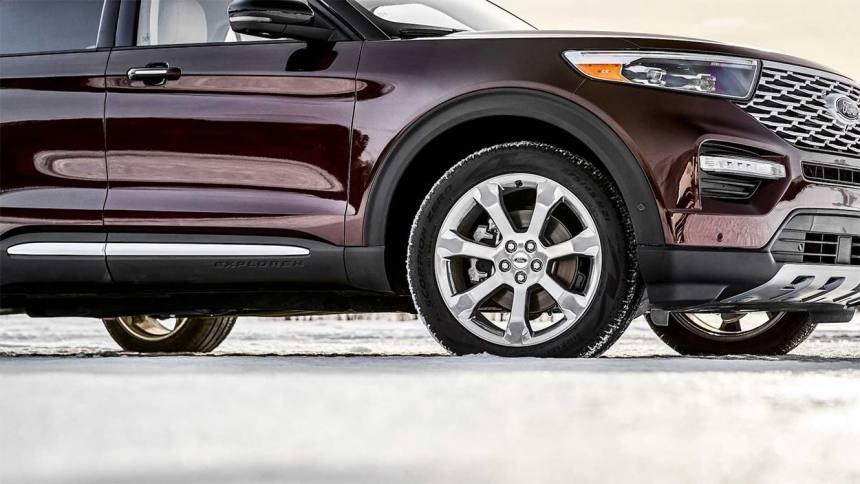Описание автомобиля Ford Explorer 2019 – 2020