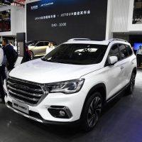 Описание автомобиля Jetour X90 2019 — 2020