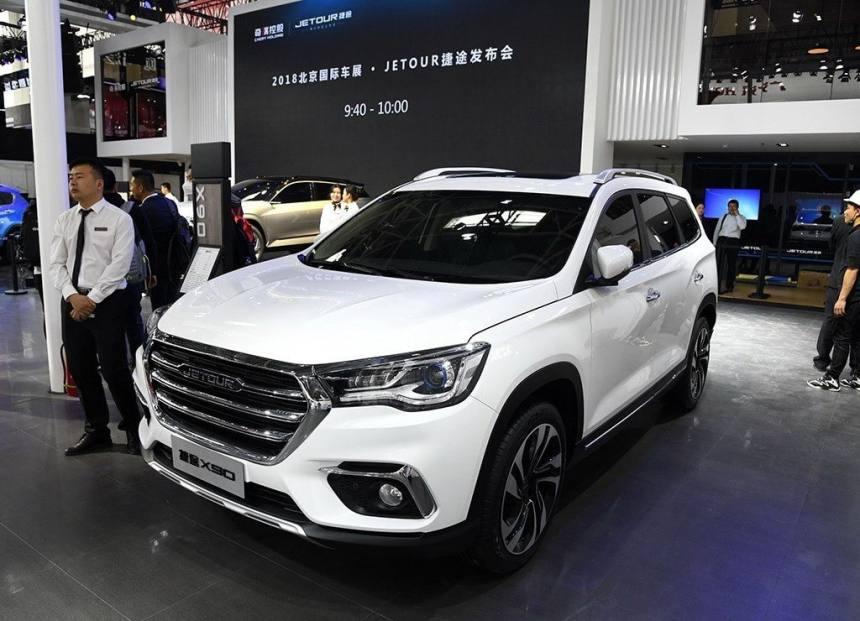 Описание автомобиля Jetour X90 2019 – 2020