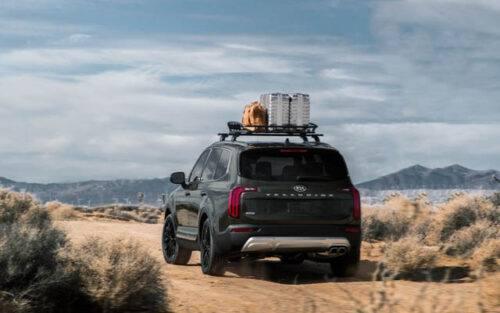 Описание автомобиля Kia Telluride 2019 – 2020