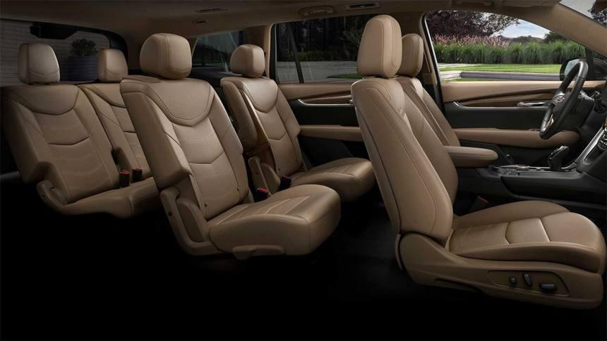 Описание автомобиля Cadillac XT6 2019 – 2020
