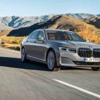 22453 Описание автомобиля BMW 7-серии 2019