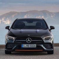 22456 Описание автомобиля Mercedes-Benz CLA 2019