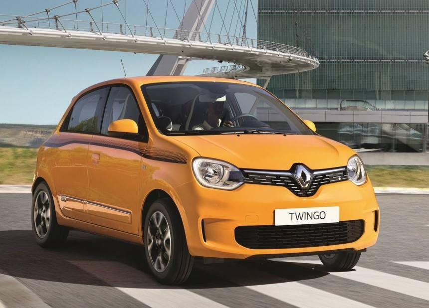 22504 Описание автомобиля Renault Twingo 2019 - 2020