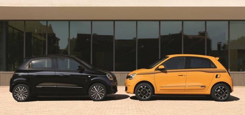 Описание автомобиля Renault Twingo 2019 – 2020