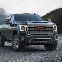 Описание автомобиля GMC Sierra HD 2020