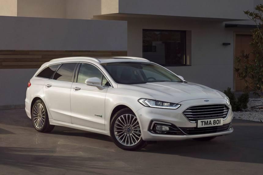 22516 Описание автомобиля Ford Mondeo 2019 - 2020