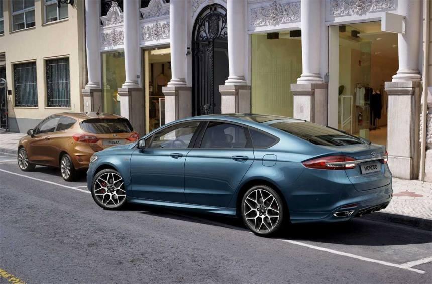 Описание автомобиля Ford Mondeo 2019 – 2020