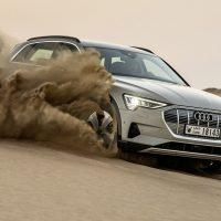 Audi e-tron. Вызов для Tesla?. Audi e-tron