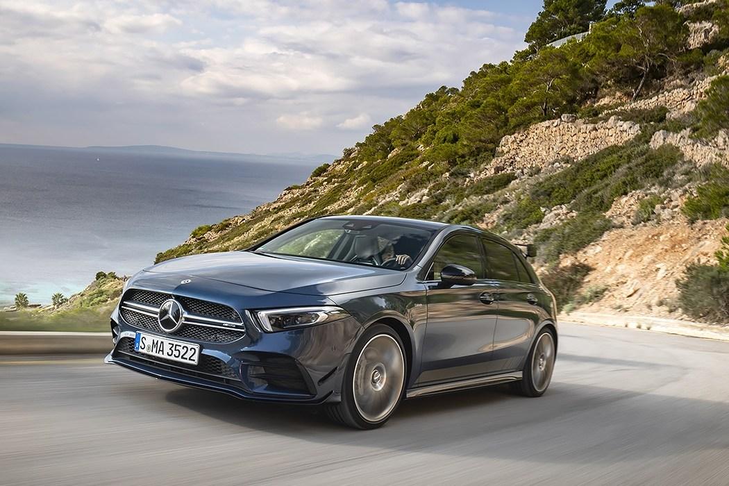 22488 Интеллигенция. Mercedes A-Class (W177)